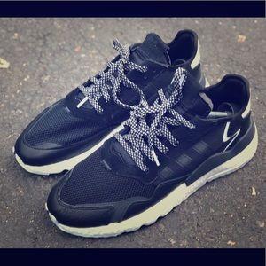 Adidas nite jogger- size 12